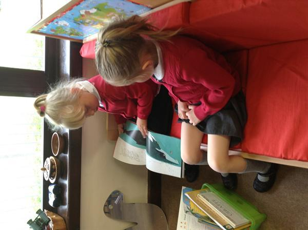 Focus on reading- please remember to send photos