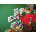 Using QR codes to find information