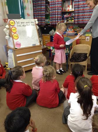 Writing and sharing news