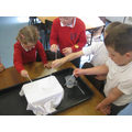 Waterproof materials investigation