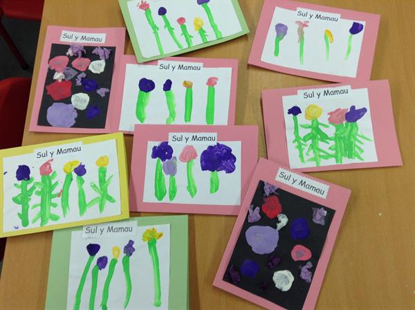 Our beautiful Mother's day cards!