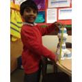 I made a rocket!