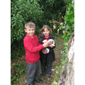 Looking for the Gruffalo in forest schools