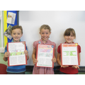 Literacy Competition Winners!