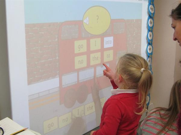 Matching tricky words