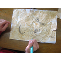 Creating pirate maps