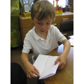 Writing letters to post home