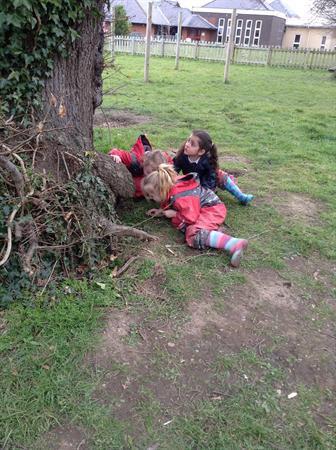 Making a Garden for the Fairies