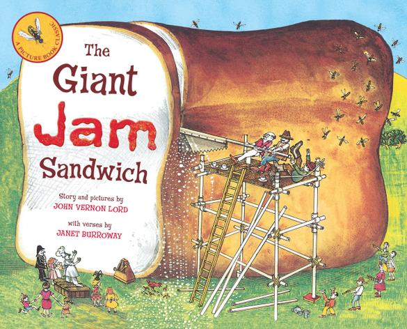 Throughout the Summer term our school topic is 'Food'. For our 'Talk for Writing' we will be focusing on the story 'The Giant Jam Sandwich'.  After hearing the story, the children have decided to follow lines of enquiry which will lead us to make our own bread and complete a jam and bread tasting session.