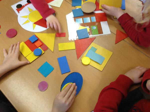 Making 2d shape pictures.