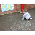 Drawing a map of Wales
