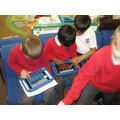 Maths on the ipads
