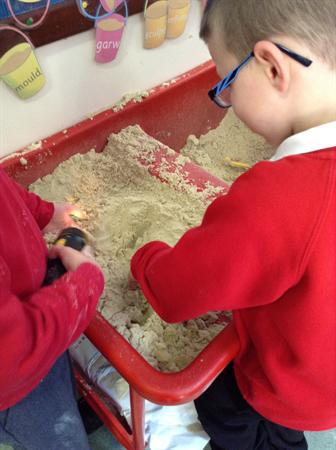 Enhanced Provision & Free Play- the best stuff