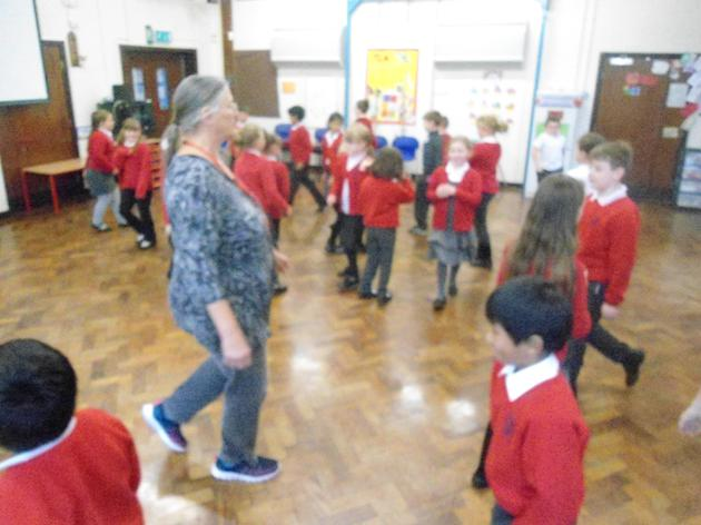 introducing ourselves to Fiona Collins-storyteller