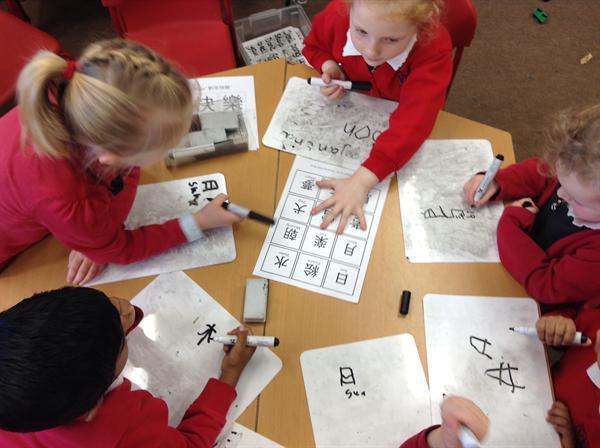 Cutting, folding, sticking skills-making envelopes