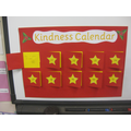 Our Kindness Calendar