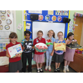 Home Competition Winners