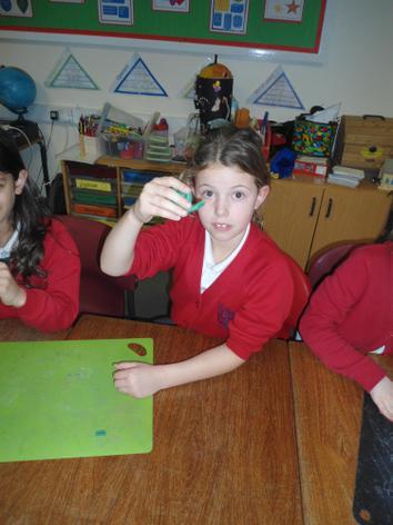 Creating plasticene creatures