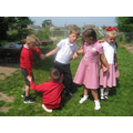 Problem solving - The Human Knot