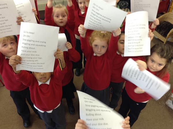 Proud of our Poetry