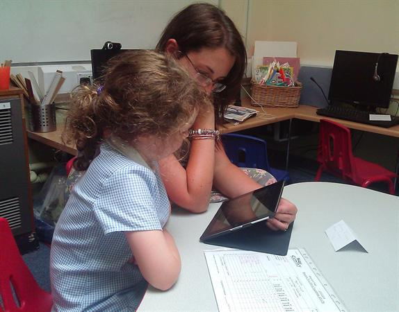 July 2013 - Learning to Use The iPad