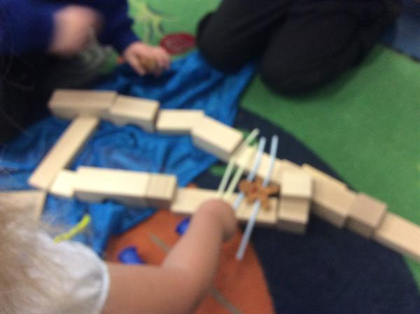 Problem solving - building a bridge
