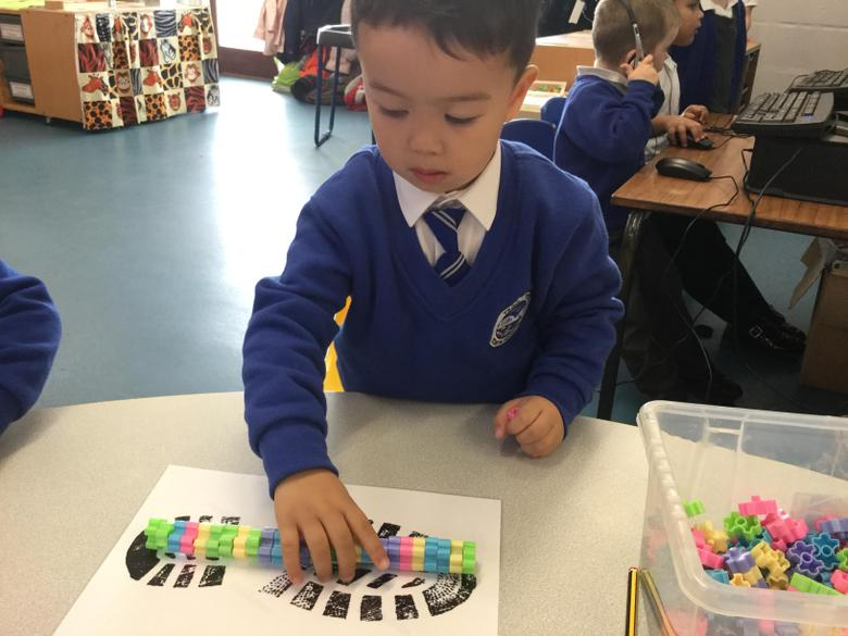 Our counting skills are fantastic