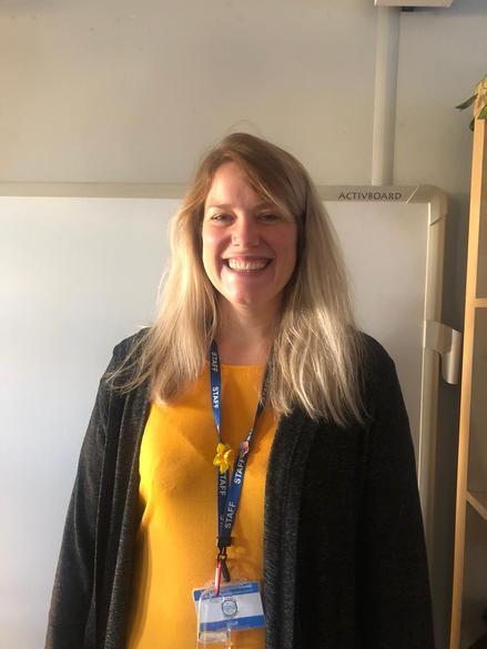 Mrs P Culshaw-Roberts - Teaching Assistant (Elwy)