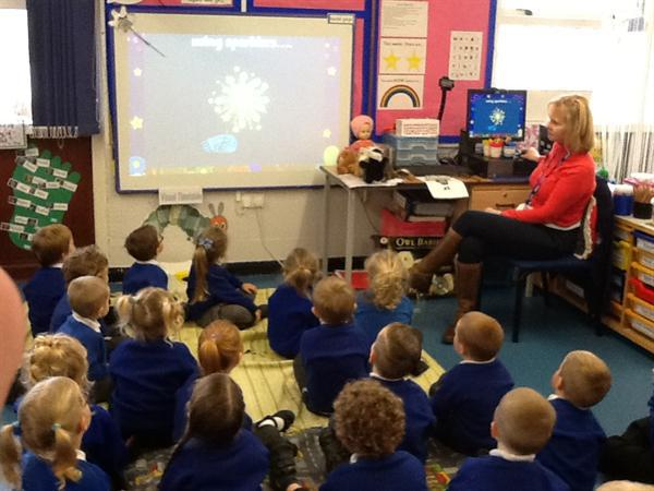 Learning about Bonfire night