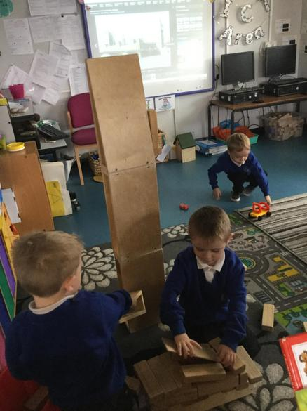 We built the Houses of Parliament