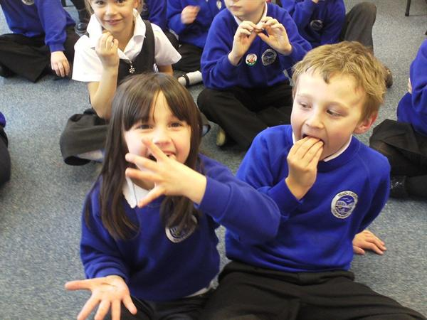 Fairtrade Chocolate competition