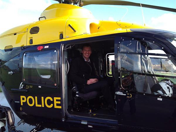Dec 2012 - Police Air Support Unit