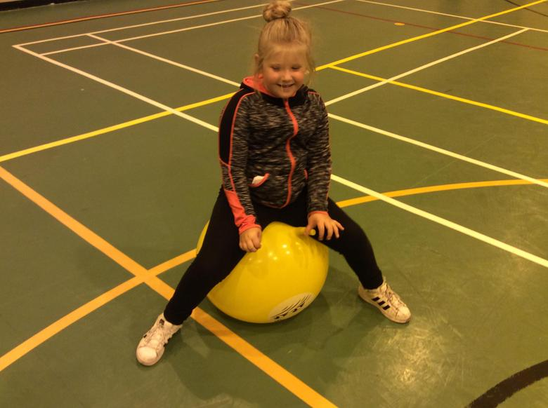 Getting fit in the Leisure Centre