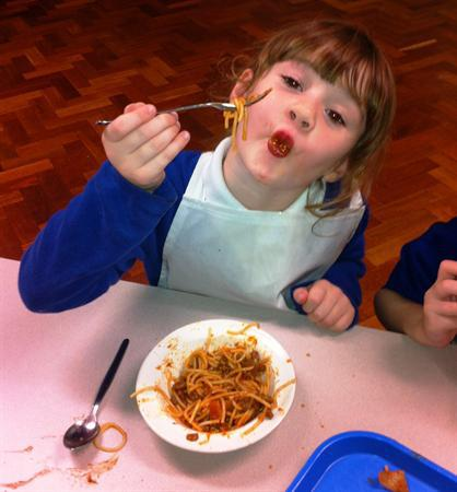 Fairtrade Cookery Club - Spaghetti Bolognese