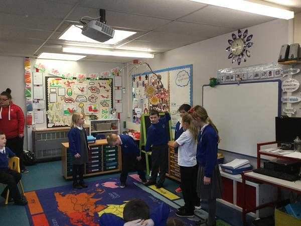 April- Storytelling and Drama with Bethan