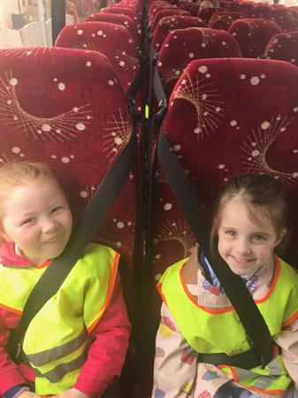 June - school trip to Greenacres farm