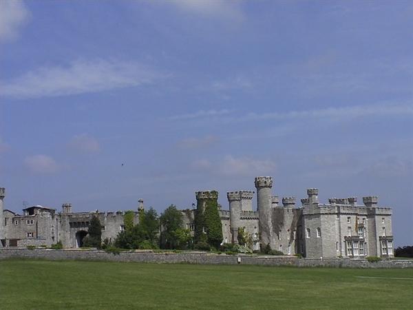 June 2013 - School trip to Bodelwyddan Castle