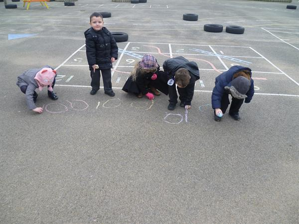 Jan 2013 Outdoor maths
