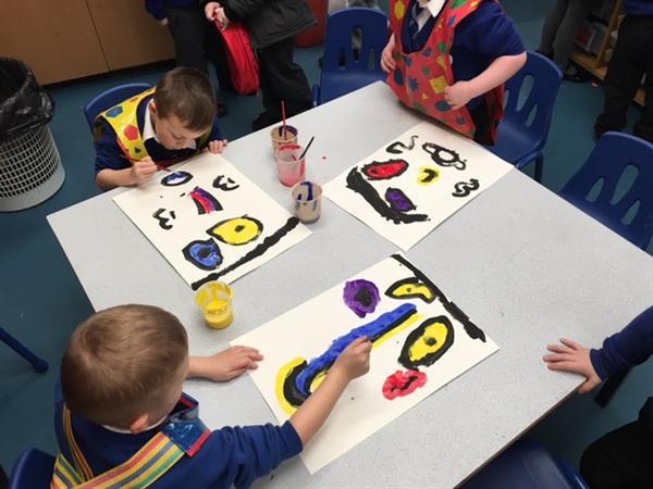 Jan 2016 - Picasso Portraits