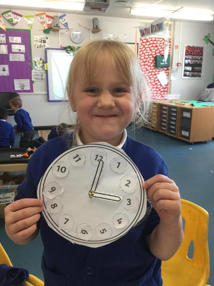 Can you tell what time it is?