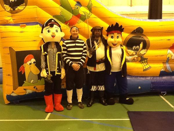 Pirate Fun Day