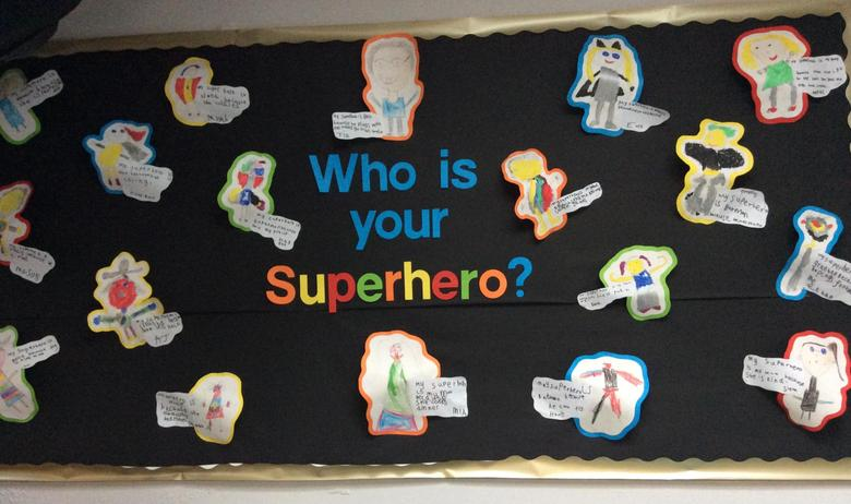 Who is your superhero?