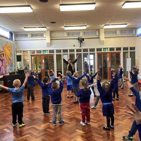 Healthy Living Day - Bollywood