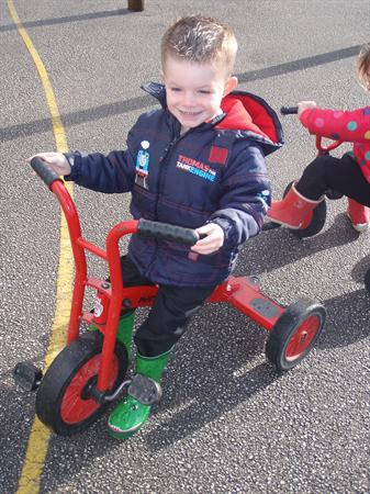 Sept 2012 - Outdoor Play