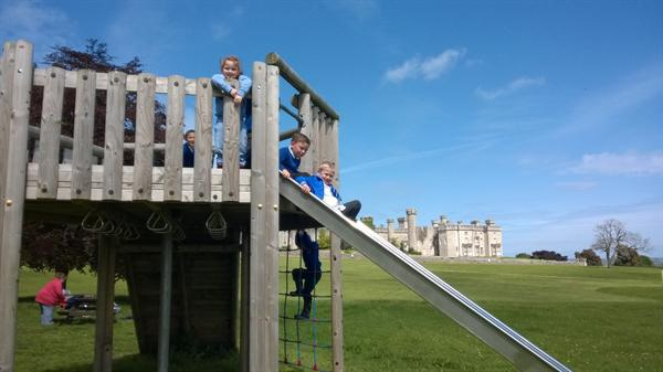 May 2014 - Bodelwyddan Castle Woodland