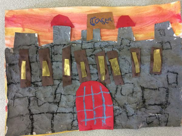 Clwyd have worked on the topic of castles