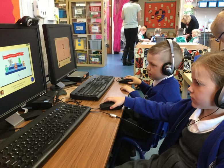 Sharpening our maths skills with the computer