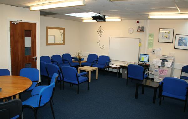 Staffroom / Ystafell staff