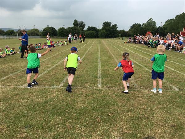 Jun 2016 - Sports Day