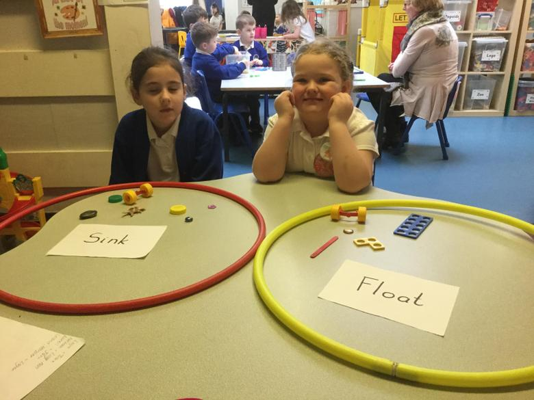 This activity helped us to learn about 'sorting'